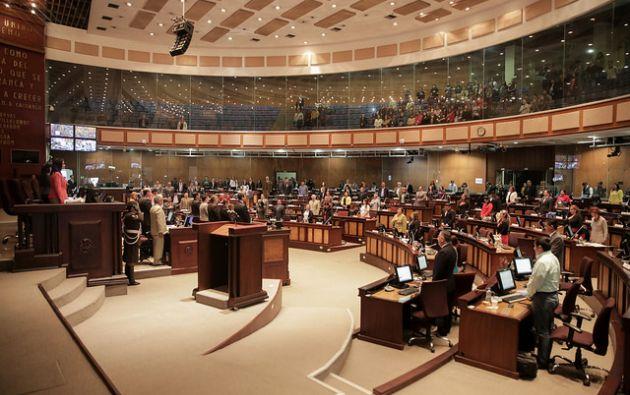 La posesión de Carlos Baca como Fiscal General del Estado será este jueves 11 de mayo en el pleno de la Asamblea. Foto: Flickr Asamblea