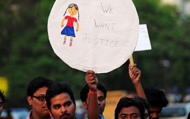India tiene un triste balance en materia de violaciones. | Foto: RT