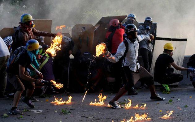 Con la muerte de Moreno, el número de muertos que han dejado las manifestaciones en Venezuela se eleva a 46. | Foto: Reuters.