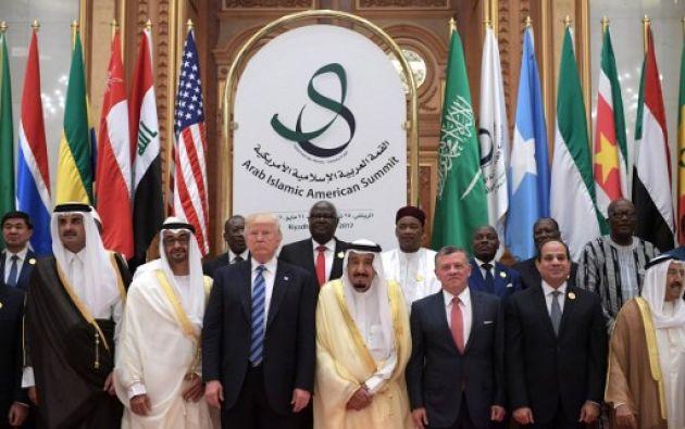 En el pasado, Estados Unidos estimó que ciertos países árabes y musulmanes no destinaban suficientes esfuerzos para luchar contra el terrorismo.  Foto: AFP