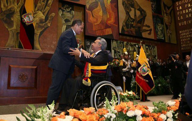 Foto: Prensa Lenín Moreno.