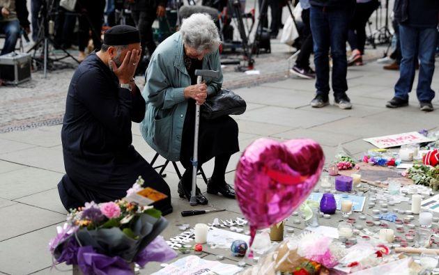 Manchester está de luto por este atentado. | Foto: Reuters.