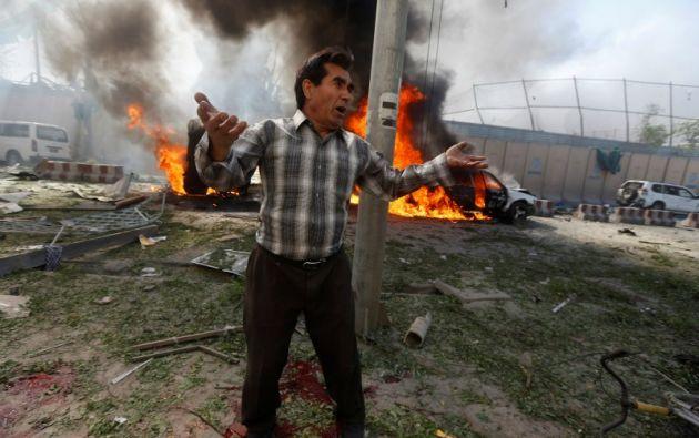Ningún grupo ha reclamado la autoría del ataque. | Foto: Reuters.