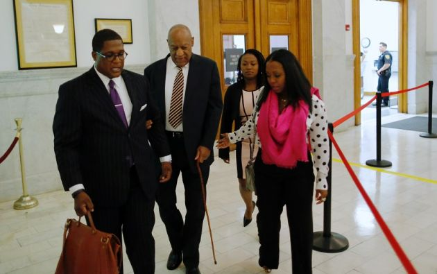 El artista iba acompañado por la actriz Keisha Knight Pulliam. | Foto: Reuters.