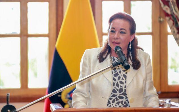 Foto: Cancillería Ecuador.