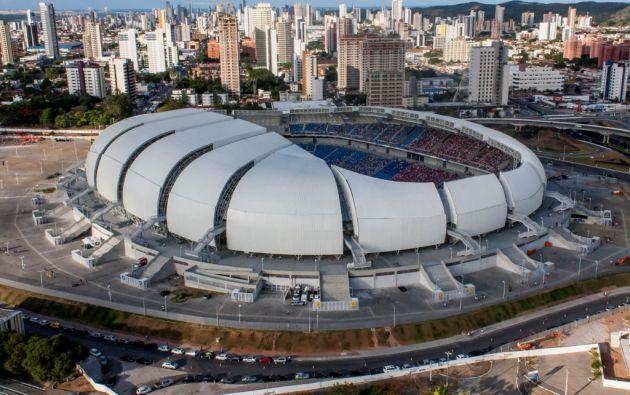 Alvez es sospechoso de corrupción por un sobreprecio en la construcción del estadio Arena das Dunas de la ciudad de Natal. | Foto: Wikipedia.