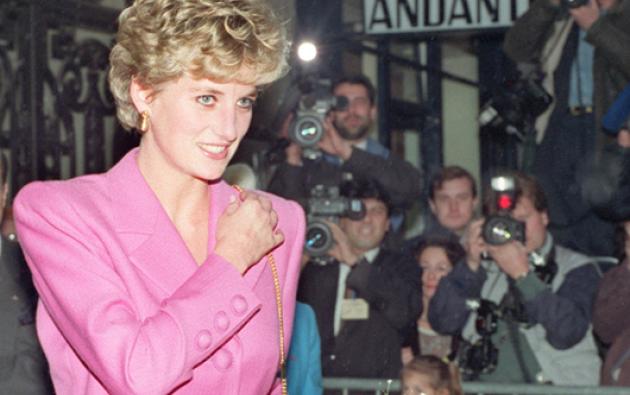 Su batalla con la bulimia comenzó días antes de la proposición formal de matrimonio del príncipe de Gales, en febrero de 1981, cuando ella tenía 19 años. Foto: AFP