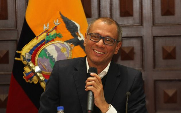 Foto: Twitter / Vicepresidencia Ecuador.