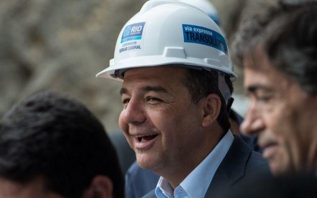 El exgobernador (2007-2014) es objeto de otros nueve procesos.   Foto: AFP.