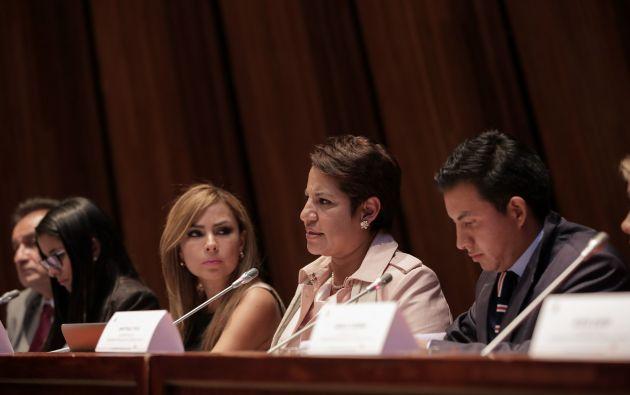 La Comisión de Fiscalización tiene hasta 10 días para emitir un informe sobre el juicio político contra Pólit. | Foto: Asamblea Nacional.