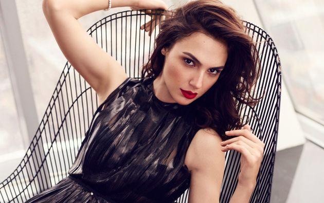 """La actriz y modelo Gal Gadot es un fenómeno mundial gracias a la película """"Mujer Maravilla"""". Foto: Tomado de Vanity Fair"""