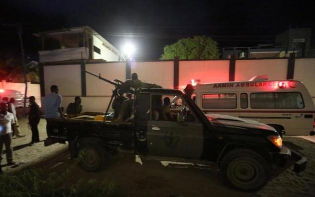 En los últimos meses decenas de civiles han muerto en ataques perpetrados contra hoteles y restaurantes de Somalia. Foto: Reuters
