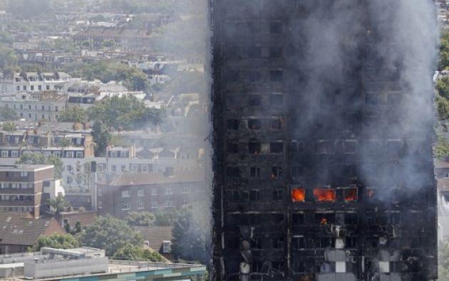 """May dijo que """"es necesario asegurarse de que esta terrible tragedia se investiga adecuadamente"""" para poder llegar """"al fondo"""" de lo sucedido. Foto: AFP"""