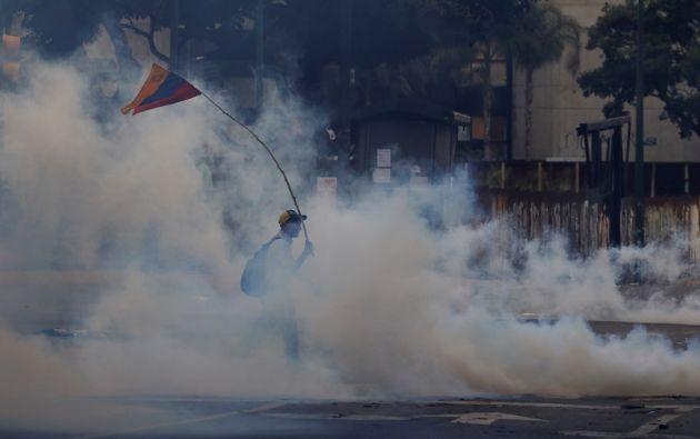 Desde el 1 de abril Venezuela vive una oleada de manifestaciones a favor y en contra del Gobierno. | Foto: Reuters.