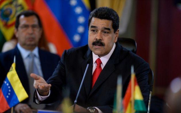 La OEA celebró esta semana su 47 Asamblea General en Cancún (México), y cerró su sesión sin la buscada resolución sobre la crisis de Venezuela. Foto: AFP