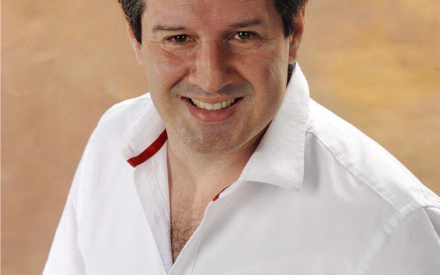 Marcelo Pastore nació en Lanús, provincia de Buenos Aires. Se casó con la exministra Duarte en agosto de 2016. Foto: Archivo