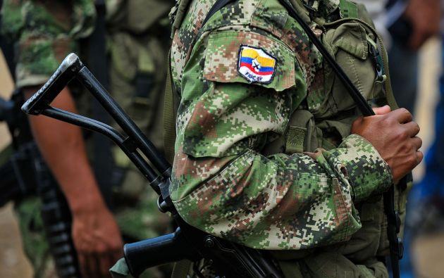 La Misión de la ONU en Colombia anunció ayer que ya almacenó las 7.132 armas individuales de las FARC. Aún faltan más. Foto: Tomado de La Vanguardia