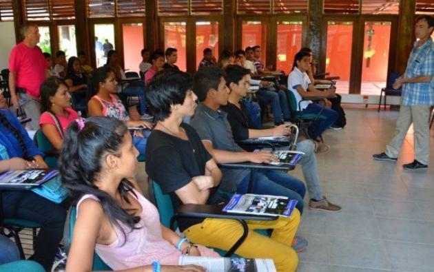 """Entre los convocados de este año para el test """"Ser Bachiller"""", hay 165.251 estudiantes de años anteriores. Foto: El Ciudadano"""