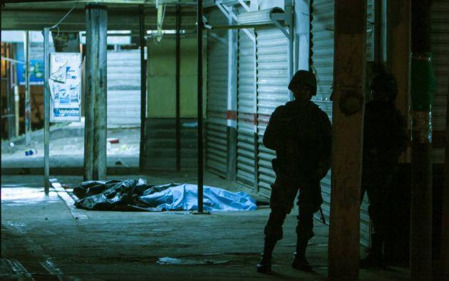 Sinaloa, en la costa norte del Pacífico mexicano y cuna de los mayores narcotraficantes mexicanos, había vivido en relativa calma pero en el último año han repuntado los asesinatos. Foto: Archivo