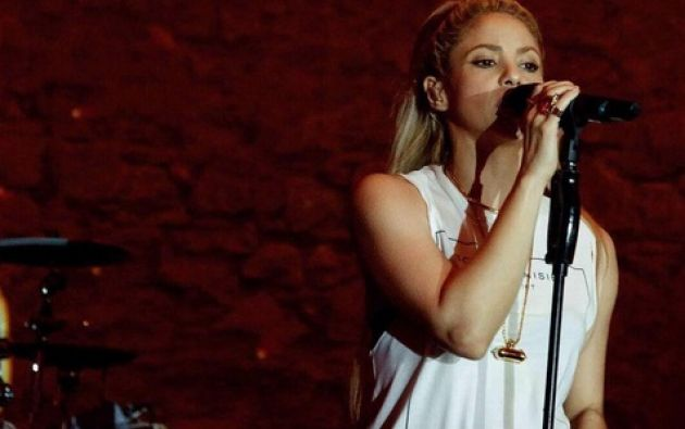 La cantante colombiana recurrió a sus redes sociales para manifestarse luego de la boda del crack rosarino. Foto: Instagram