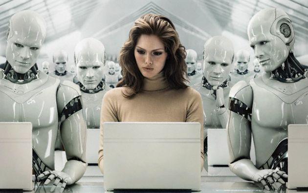 Agentes de telemarketing y analistas de créditos son 2 ocupaciones que pueden ser reemplazadas por robots. Foto: Occupy Corporatism