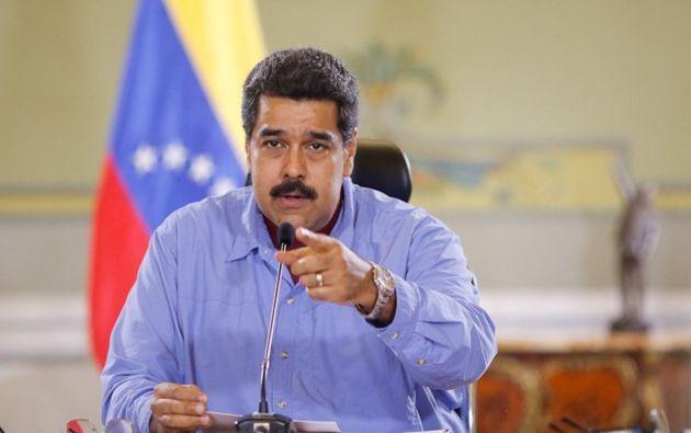 VENEZUELA.- El mandatario acata y respalda la decisión del Tribunal Supremo de Justicia (TSJ) a favor del dirigente. Foto: Archivo