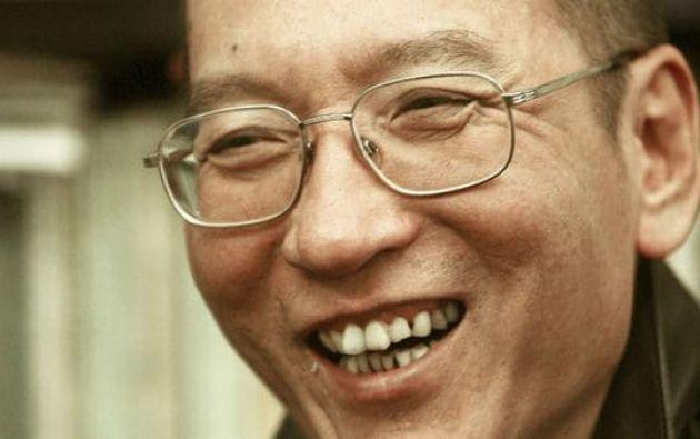 """Condenado en 2009 a 11 años de cárcel por """"subversión"""", Liu fue galardonado con el premio Nobel de la Paz en 2010. Foto: Reuters"""