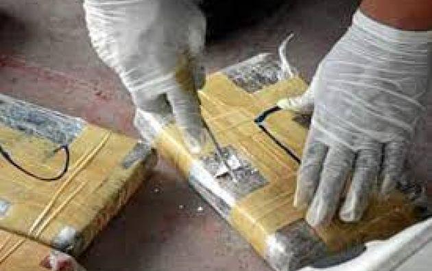 La cocaína hallada está valorizada en 1,2 millones de dólares en Perú, pero su valor se dispara a 13 millones de dólares en Estados Unidos. Foto referencial
