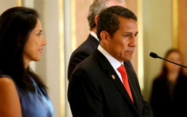 El fiscal Juárez está a cargo de la investigación contra Humala y Heredia por la presunta comisión de los delitos de lavado de activos y asociación ilícita. Foto: RPP