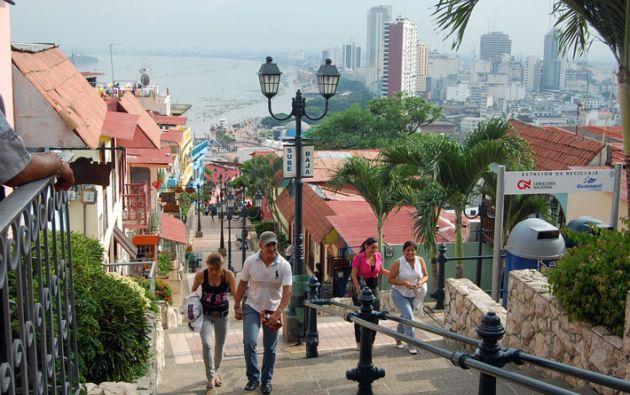 Guayaquil conmemora 482 años de fundación con una espectacular agenda cultural. Foto: Internet
