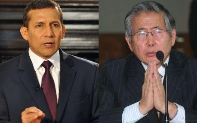"""""""No tiene nada de nada, ni toalla"""", le comentó Kenji Fujimori a su padre. Foto: Perú 21"""