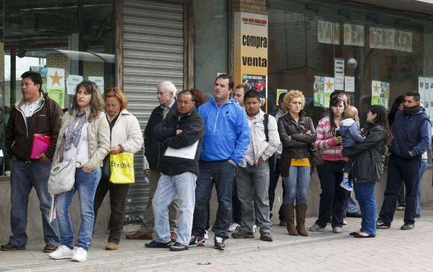 La pobreza extrema a escala nacional se ubicó en 8,4%  frente al 8,6% del mismo mes del año anterior. Foto: Tomada de Primicia Diario.