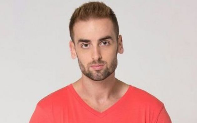 Se trata del hermano de Sebastián Caicedo, cantante y ex participante de programas de competencia. Foto: Internet