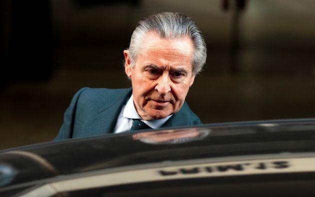 El expresidente de Caja Madrid, de 69 años, fue hallado en una finca de caza en Villanueva del Rey, Córdoba, dentro de un auto. Foto: Reuters