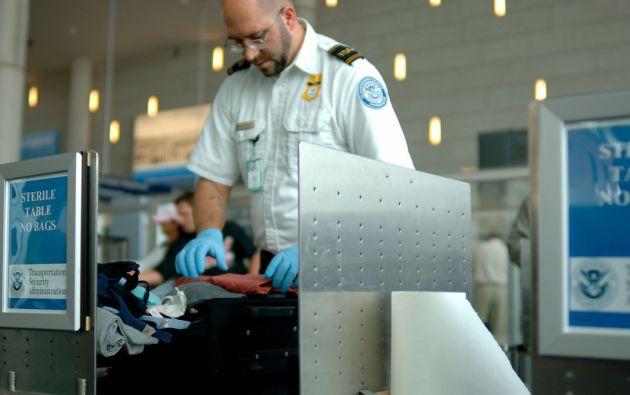 Entre Colombia y EE.UU. hay en operación 23 rutas de 12 aerolíneas que movilizan 60.000 pasajeros semanales. Foto referencial