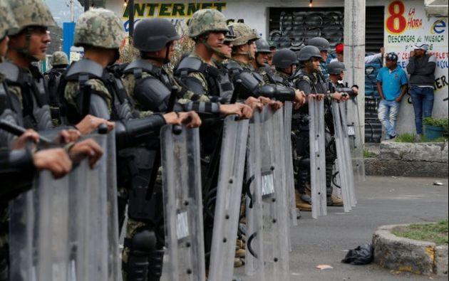 """""""Felipe de Jesús 'N' era cabeza de una organización delictiva extremadamente violenta. Foto: Reuters"""