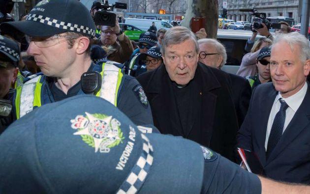 El Vaticano hasta el momento ha reafirmado su respaldo al cardenal. Foto: Reuters
