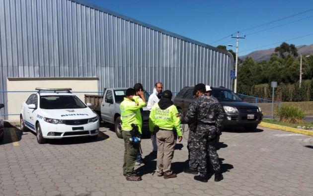 Una organización narcodelictiva planificaba el embarque de la droga en un buque con destino internacional. Foto: Ministerio Interior