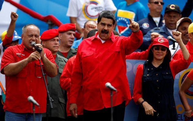 """El gobierno venezolano advirtió que los """"delitos electorales"""" serán castigados con penas de cinco a diez años de cárcel. Foto: Reuters"""