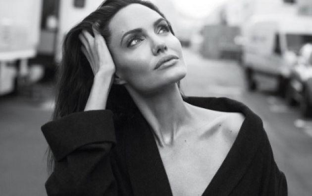 Luego del divorcio, la actriz desarrolló hipertensión y parálisis de Bell, también notó más canas y piel seca. Foto: Vanity Fair