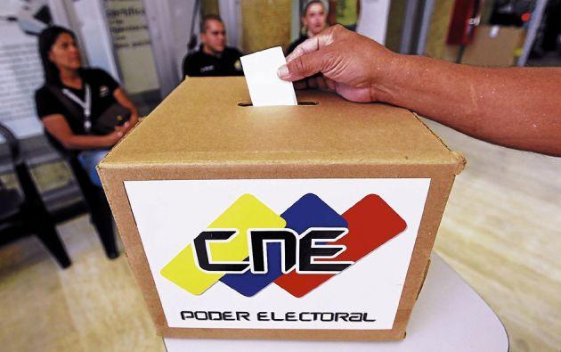 Usualmente a cada venezolano se le asigna un lugar de votación, pero esta vez los ciudadanos podrán elegir el que más les convenga. Foto: Internet