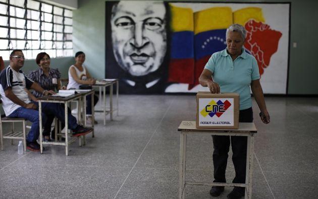 La jornada, en la que se elegirán 545 asambleístas, se desarrollará en un ambiente tenso. Foto: Reuters
