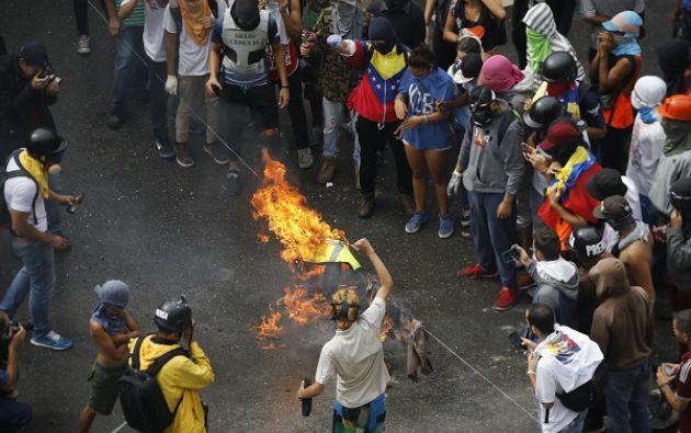 Un candidato a asambleísta de 39 años murió la noche del sábado en Ciudad Bolívar. Foto: Reuters