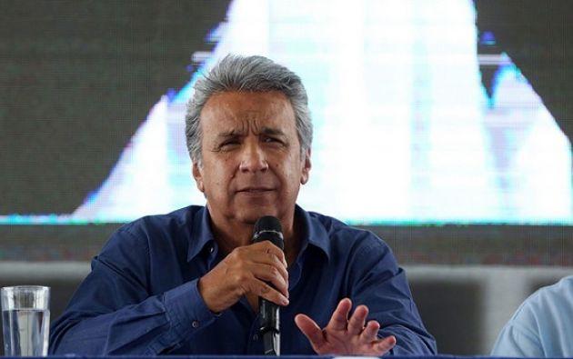 """Moreno:  """"Se requieren $ 8.000 millones cada año para cubrir el presupuesto y amortizar la deuda"""". Foto: Flickr Presidencia"""