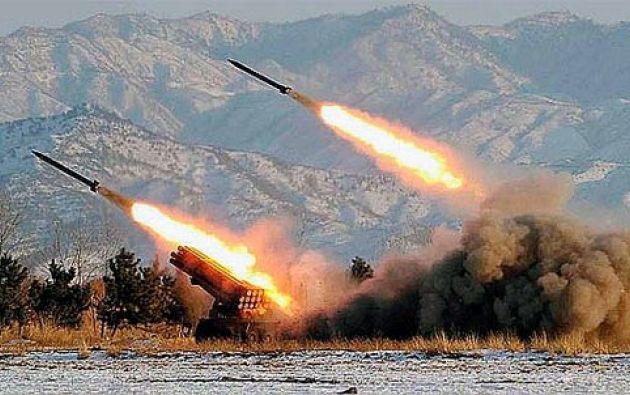 Esta prueba fue la decimoquinta del sistema antimisiles THAAD que EEUU ejecuta con éxito. Foto: Internet