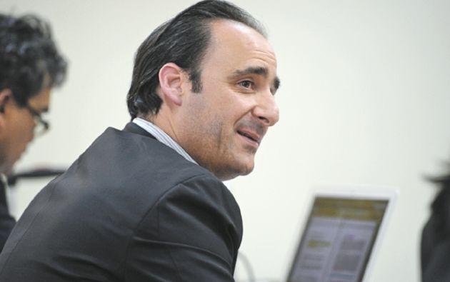 Ghisays prestó sus cuentas bancarias para el ingreso de 6,5 millones de dólares enviados por Odebrecht. Foto: El Espectador