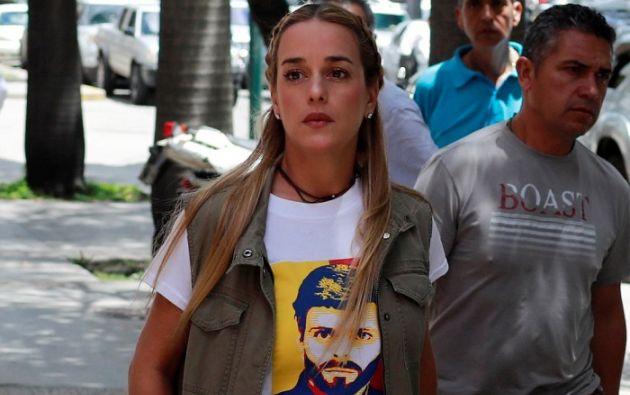 Tintori aún no ha comunicado su embarazo. Foto: Reuters