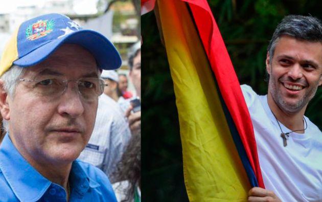 """El chavismo aseguró ayer que el líder de VP había faltado a su palabra de """"llamar a la paz"""". Foto: Onda Cero"""