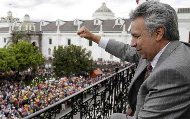 """Moreno: """"No solo se gastó en demasía, sino que nos endeudaron"""". Foto: Flickr presidencia"""