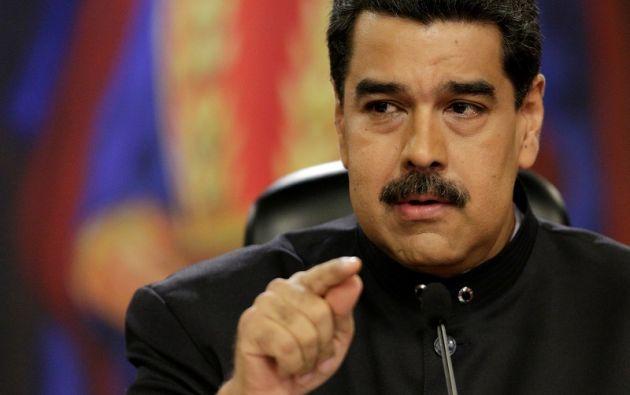 """Maduro: """"Yo lo dije: llueva, truene o relampaguee, la Constituyente va"""". Foto: Reuters"""